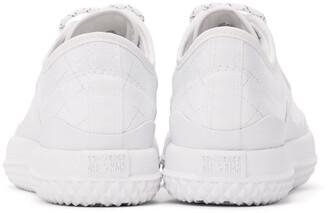 Converse White Slam Jam Edition Bosey MC OX Sneakers