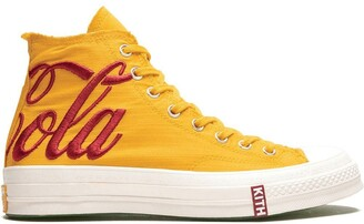 Converse Kith x Coca Cola 1970 All Star high-top sneakers