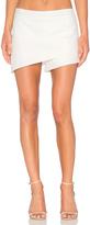Michelle Mason Asymmetrical Skort