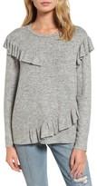 BP Women's Ruffle Knit Top