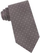 Calvin Klein Micro Square Silk Tie