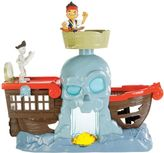 Fisher-Price Disney Jake and the Never Land Pirates Jake's Battle at Shipwreck Falls by