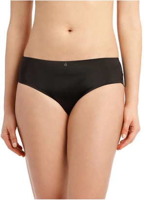 Chloé & Lola Lace Comfort Boyleg Brief - Black