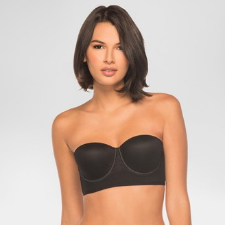 Annette Women's Control Bra with Extra Side Support -
