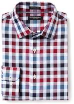 Banana Republic Camden-Fit Non-Iron Check Shirt