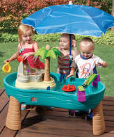 Step2 Splish Splash Seas Water Table & Umbrella