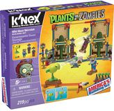Knex Plants vs. Zombies Wild West Skirmish Building Set by K'NEX