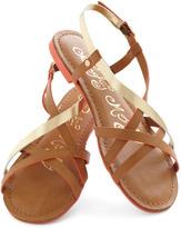 Furnish Your Portfolio Sandal in Tan