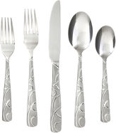 Cambridge Silversmiths Conquest Sand 20-pc. Flatware Set