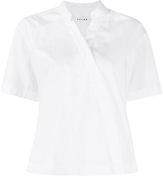 Falke Short Sleeved Cotton Blouse