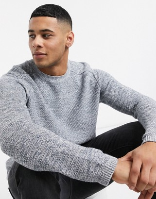 ONLY & SONS 100% cotton knitted sweater