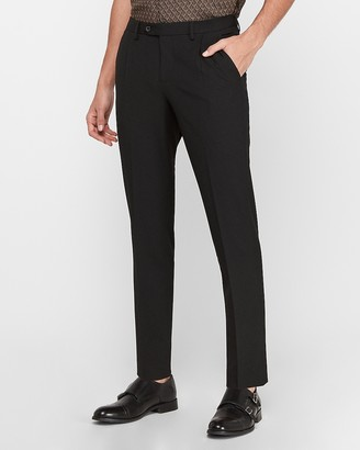 Express Extra Slim Pleated Performance Pant