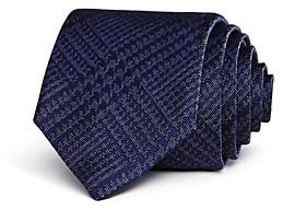 John Varvatos Glen Check Classic Tie