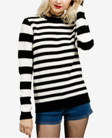 Volcom Juniors' Striped Cotton Sweater
