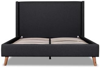 Calibre Furniture Fullarton Bed Fossil Grey