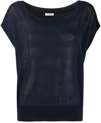 P.A.R.O.S.H. Relaxed Knit Top
