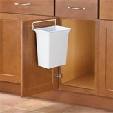 Knape & Vogt Door-Mounted Kitchen Garbage Can