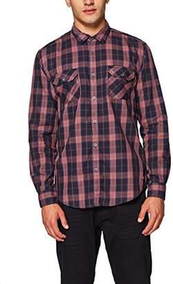Esprit edc by Men's 088cc2f002 Casual Shirt,Large