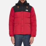 Penfield Bowerbridge Two Tone Jacket Red