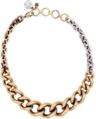 Alexander McQueen Chain choker necklace