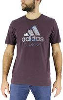 "adidas Men's Climbing"" Performance Tee"