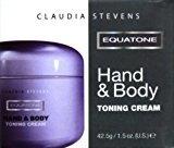 Claudia Stevens Equatone Hand & Body Toning Cream Body Skin Care Products