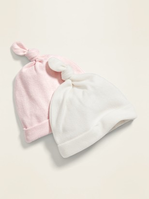 Old Navy Unisex Cozy Beanie 2-Pack for Baby