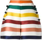 Carolina Herrera stripes shorts