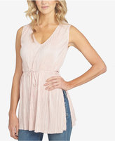 1 STATE 1.STATE Sleeveless Pleated Tunic