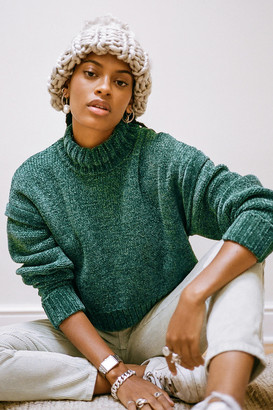 Urban Outfitters Daria Double Take Chenille Sweater