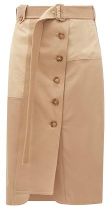 Sportmax Fune Skirt - Beige