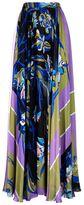 Emilio Pucci Hambury Maxi Skirt