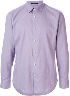 Durban D'urban long-sleeved buttoned shirt