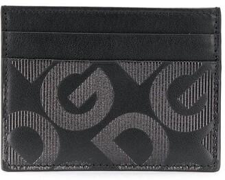Dolce & Gabbana embossed cardholder