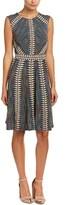 BCBGMAXAZRIA Rosalya A-line Dress.