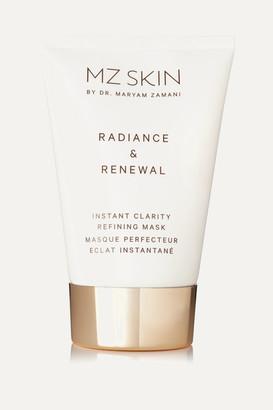 MZ SKIN Radiance & Renewal Instant Clarity Refining Mask, 100ml