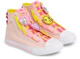 Converse Girl's Chuck Taylor All Star Loopholes Emoji Sneaker