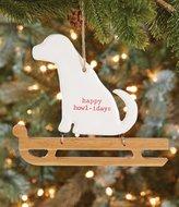 Mud Pie Mud Puppy Collection Happy Howl-idays Ornament