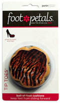 Foot Petals Footpetals Six Pack Tip Toes Cushion Inserts