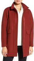 Vince Camuto Women's Wool Blend Coat