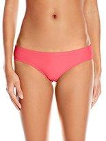 Volcom Women's Simply Solid Cheeky Bikini Bottom