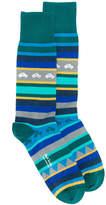 Paul Smith striped car socks