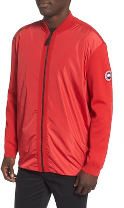 Canada Goose Windbridge Regular Fit Sweater Jacket