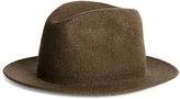 Brooks Brothers Lock and Co. Hatters Rambler Trilby