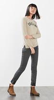 Esprit EDC - Statement cotton blend sweater