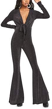 Show Me Your Mumu Martina Sparkling Jumpsuit