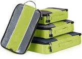 Hynes Eagle Packing Cubes 4pcs Set (Green)