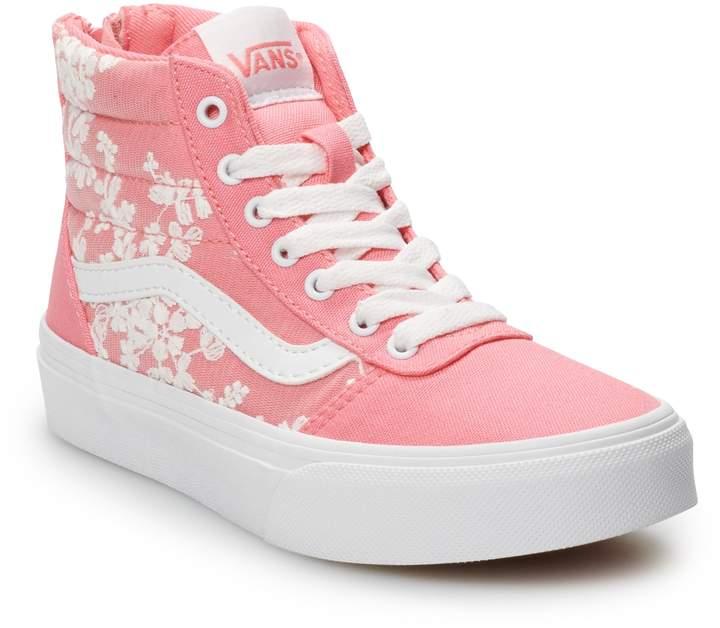 f61c7878d65 Vans Skate Shoes Girls - ShopStyle