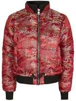 Eastern style puffer jacket