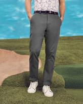 Ted Baker Waterproof Cotton-blend Trousers Green